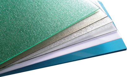 solid polycarbonate sheets